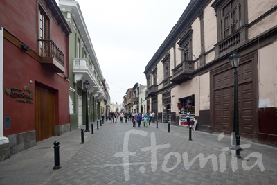 5Bペルーリマ、旧市街.jpg