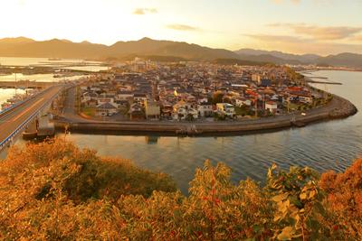 B2仙崎の街の朝.jpg