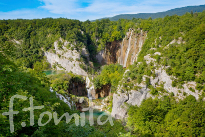 Bプリトビチェ湖群国立公園(クロアチア、プリトビチェ).JPG