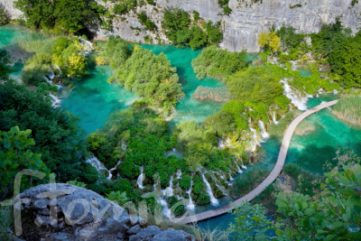 Bプリトビチェ湖群国立公園2(クロアチア、プリトビチェ).JPG