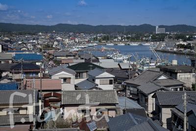 B1大原の町並と漁港.jpg