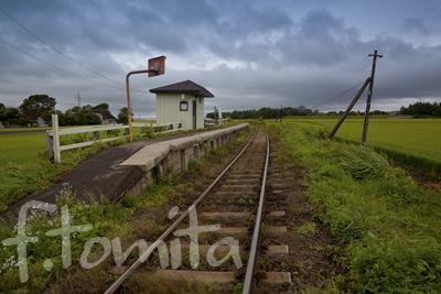B1津軽鉄道、無人駅.jpg