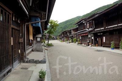 長野・木曽奈良宿
